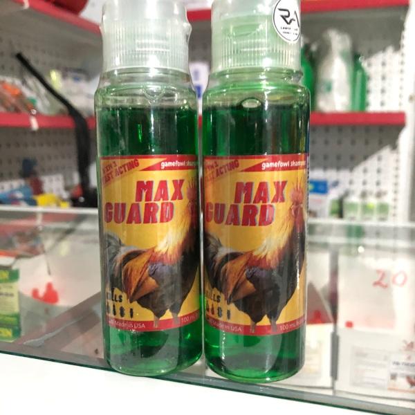 Max Guard xà phòng tắm gà chai 100ml
