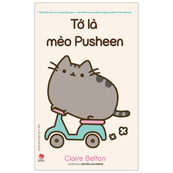 Mua Fahasa - Tớ Là Mèo Pusheen (Tái Bản 2019)