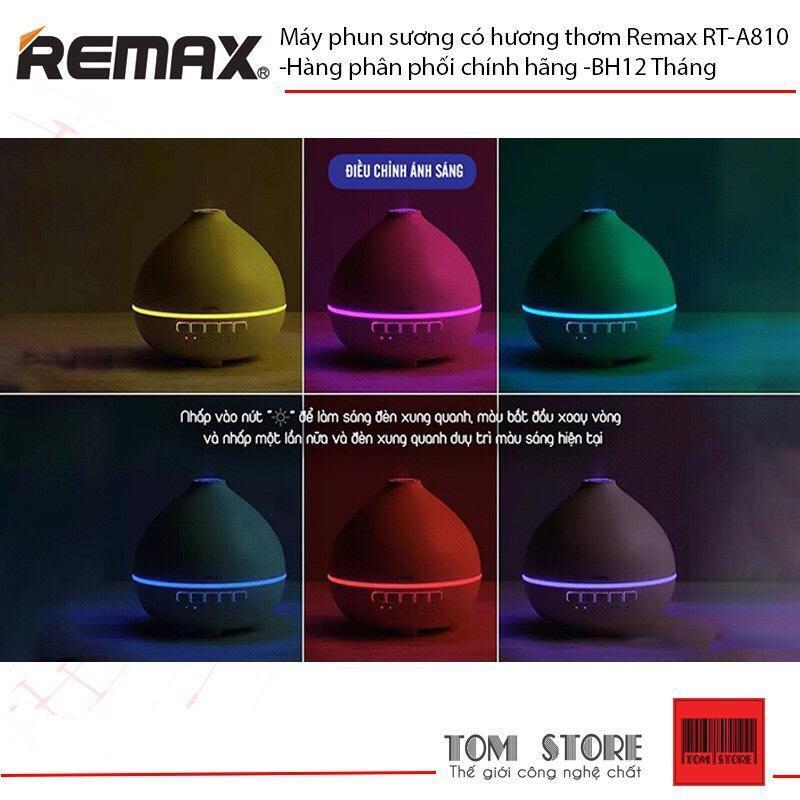 Bảng giá Máy phun sương có hương thơm Remax RT-A810