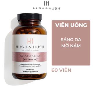 Viên uống dưỡng da trắng sáng, mờ thâm nám Image Hush & Hush Skincapsule Brighten+ thumbnail