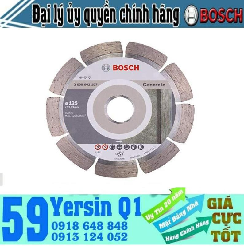 Đĩa cắt kim cương 125x 22.2mm bê tông2608602197