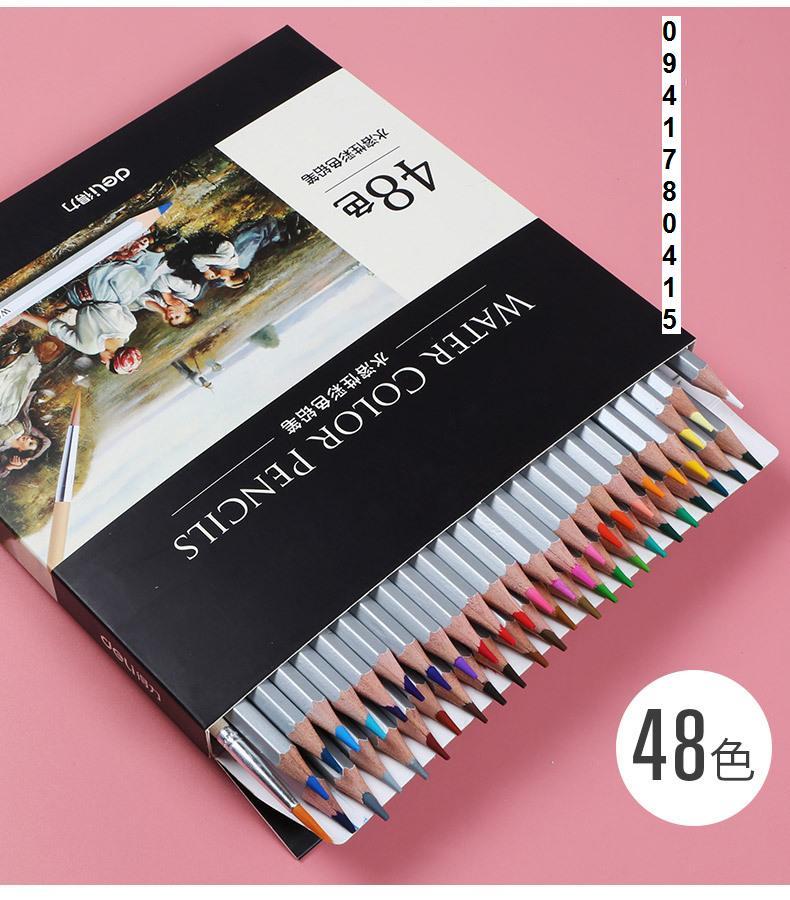 Mua Chì màu Deli 48 màu (hộp giấy)
