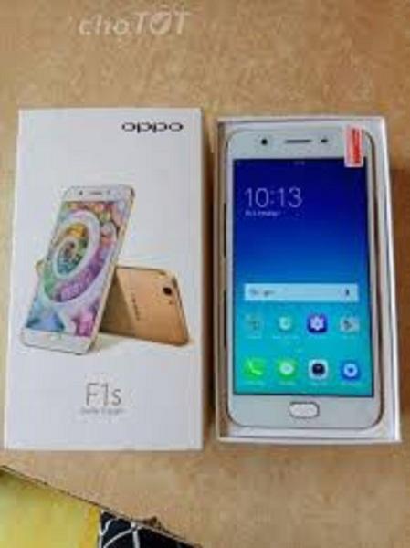 [SIÊU SALE KHỦNG] điện thoại OPPO F1S 2sim ram 4G bộ nhớ 32G mới - CHÍNH HÃNG
