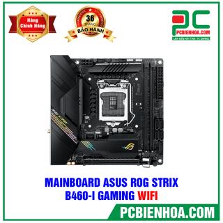 MAINBOARD ASUS ROG STRIX B460-I GAMING ( LGA1200 MINI-ITX 2xDDR4 ) thumbnail