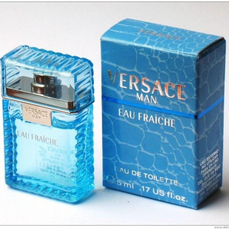 Nước hoa Versace Man Eau Fraiche EDT 5ml