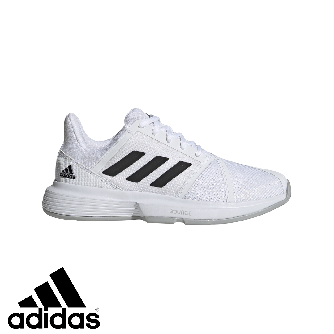 adidas Giày thể thao tennis nữ CourtJam Bounce W EF2765
