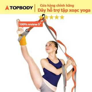 Dây hỗ trợ tập xoạc yoga có móc treo TOPBODY thumbnail