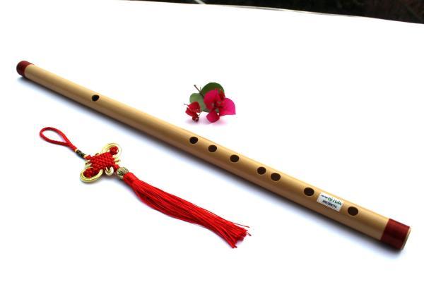 Sáo trúc - sáo cho người mới chơi tone C5