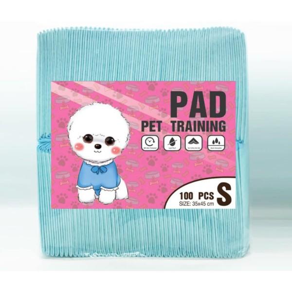 ĐỦ SIZE tã giấy cho thỏ/bọ/chó/mèo/sóc (tập đi vệ sinh hoặc để túi vận chuyển) - XL 60x90cm 20 miếng