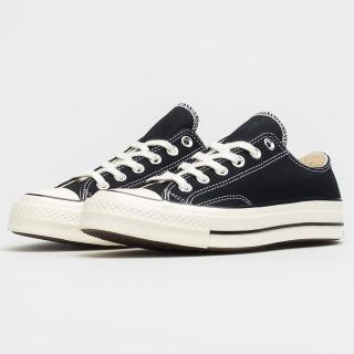 Giày thể thao Converse 1970s thấp cổ đen Nam nữ ( Tặng túi converse +bill+tất) 1