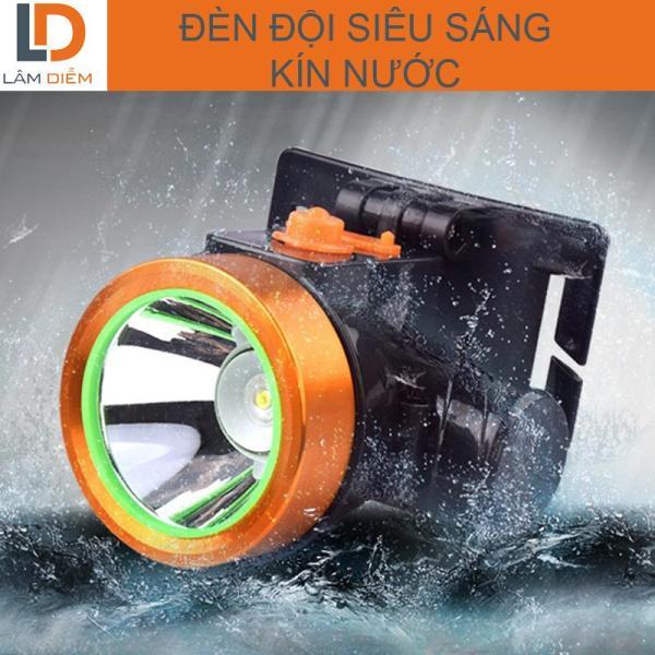 Đèn đội siêu sáng kín nước HL2