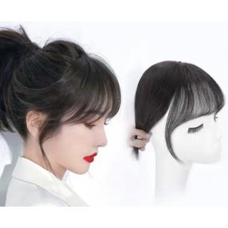 TÓC GIẢ MÁI 3D FREESHIP LOẠI 2 kẹp dày đẹp- tóc sợi tơ thumbnail