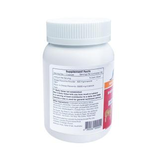AuGoldHealth - Viên Uống Nhau Thai Cừu Úc - Sheep Placenta Essence 50000mg - 100 Viên 5