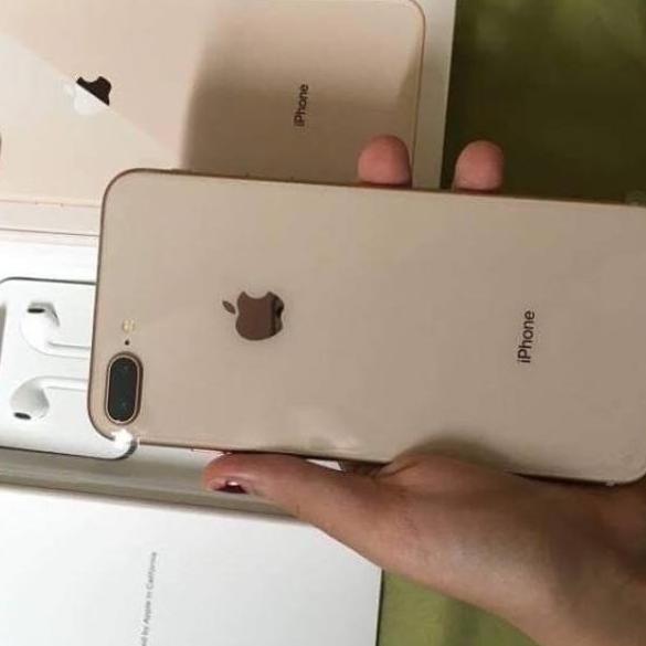 iphone8 plus 256G( tặng tai nghe blutooth, ốp lưng, dán cường lực)