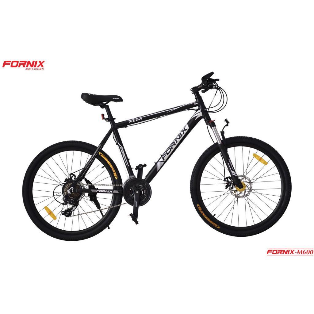 Mua Xe đạp địa hình thể thao M600 màu ĐEN TRẮNG