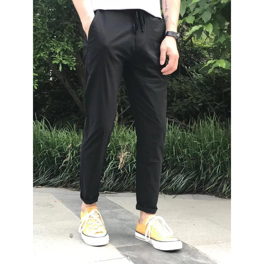 quần kaki nam basic pants cực chất