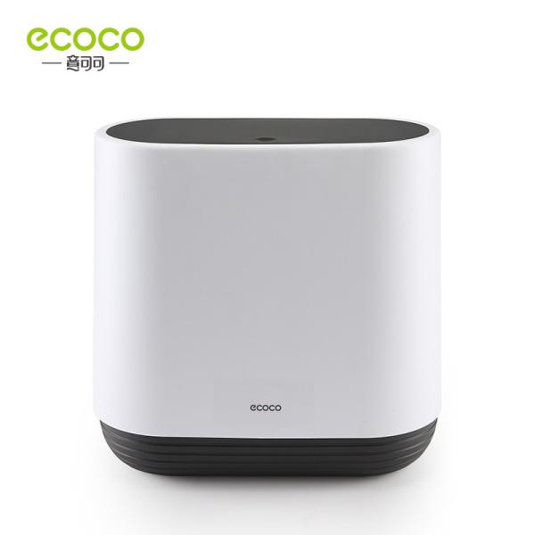 Thùng rác thông minh ECOCO Công Nghệ Nhật Bản Thể Tích 10L, thùng rác tiện ích hiện đại, nhỏ gọn đặt được mọi nơi trong nhà