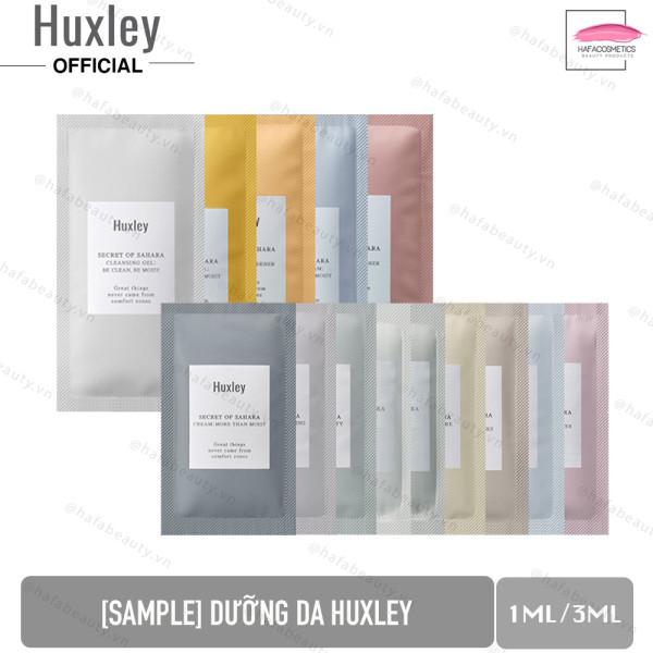 Sample Dưỡng Da Huxley - HAFA STORE nhập khẩu