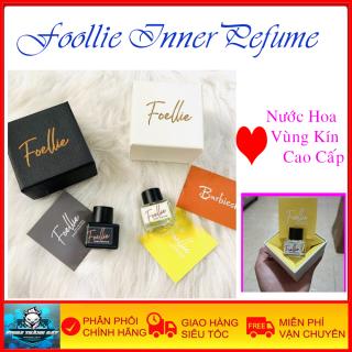 Nước Hoa Vùng Kín Nữ Foellie - Khử Mùi Hôi, Kháng Khuẩn, Mùi Dịu Nhẹ Không Gây Dị Ứng Vùng Nhạy Cảm thumbnail
