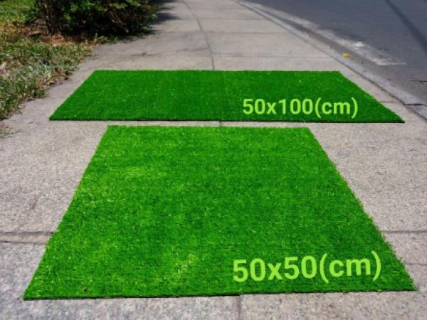 Cỏ nhân tạo 50x50(cm), 50x100(cm)