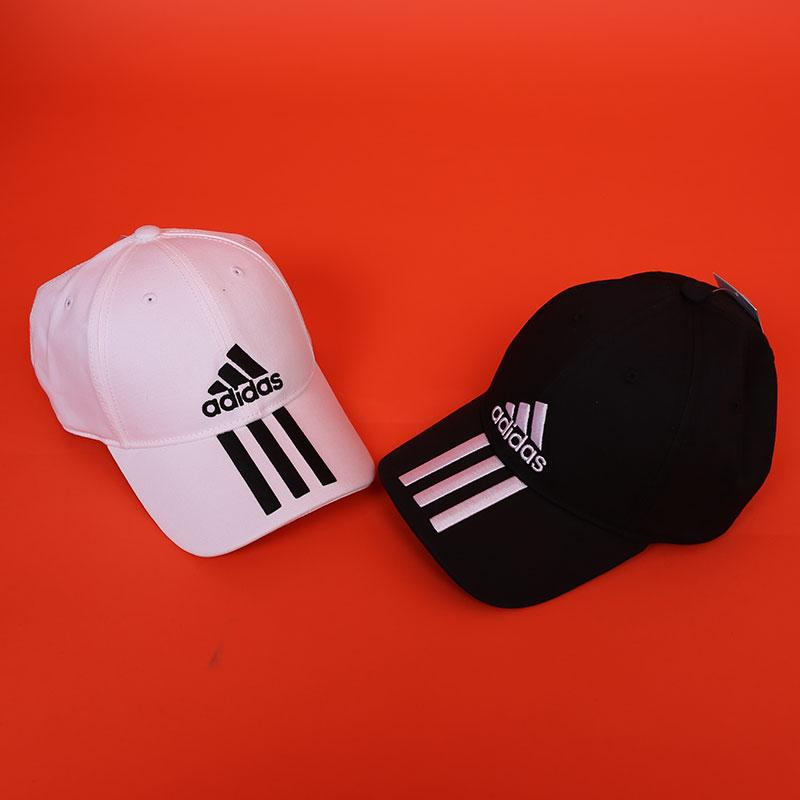 f249e61db1dcd Adidas Hat for Man Girl s Cap 2019 Spring New Style Sports Casual Windproof  College Style Brim