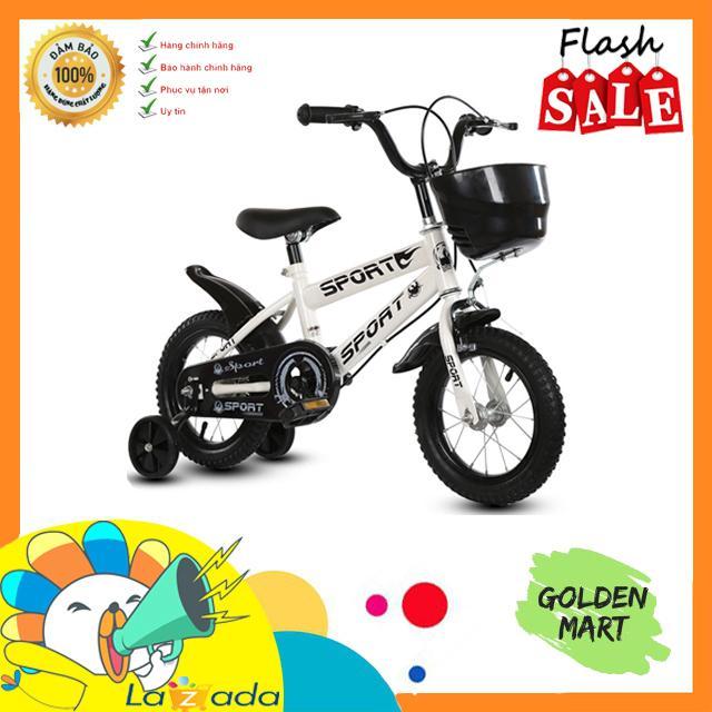 Mua Xe đạp trẻ em SPORT 14 inch - Thiết kế cao cấp - Món quà ý nghĩ cho bé yêu của bạn.