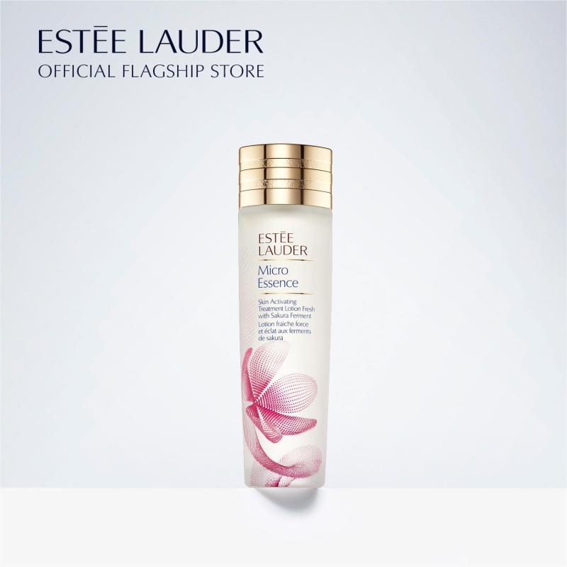 Nước dưỡng tinh chất với men hoa anh đào Estee Lauder Micro Essence Skin Activating Treatment Lotion Fresh with Sakura Ferment 200ml cao cấp