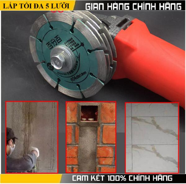 Bộ chế máy cắt rãnh tường