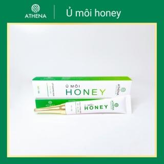 Combo3 Ủ Môi Honey Athena chống khô môi, nẻ môi thumbnail
