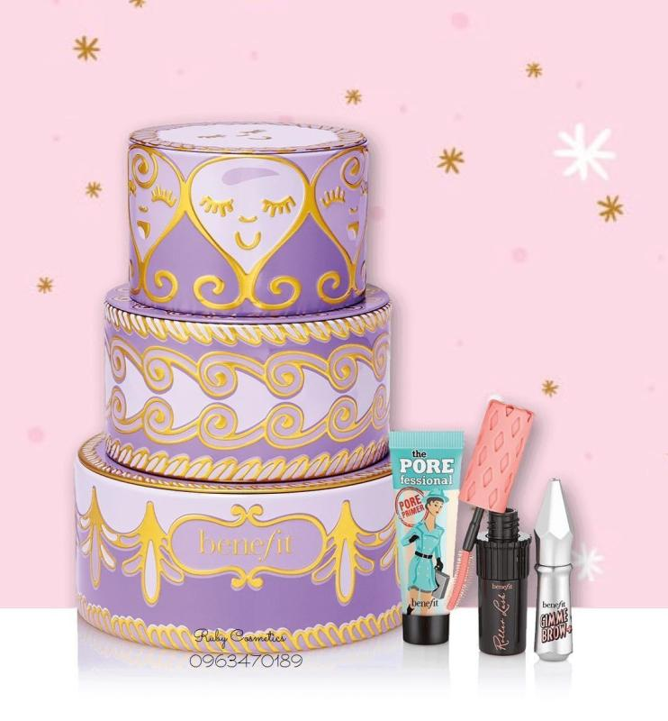 Set Trang Điểm Benefit Confection Cuties Limited Edition 2018