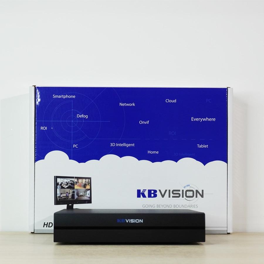 Đầu ghi KX-A7108SD6 8 kênh 5in1 KBVISION