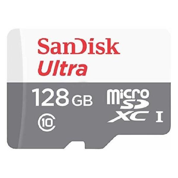 Thẻ Nhớ MicroSDXC SanDisk Ultra 128GB 80MB/s (New)