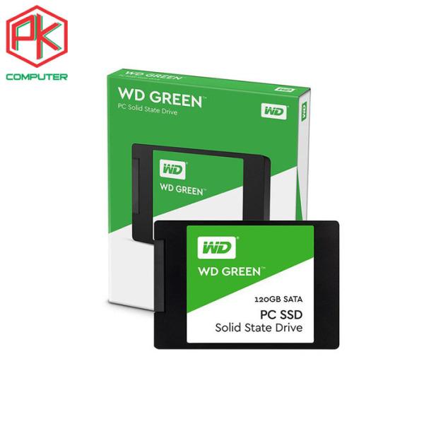 Giá Ổ CỨNG SSD WD GREEN 480GB NEW FULL BOX CHÍNH HÃNG