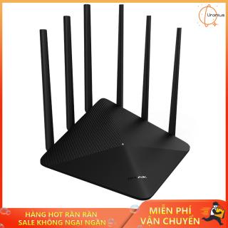 Đầu phát wifi TP Link, Modem wifi, Thiết Bị Phát Wifi TP-Link WDR7660 siêu cao cấp, phát wifi cực mạnh với 6 râu 6dbi cho sức cổng hưởng lớn phục vụ diện tích tối đa 150m2 thumbnail