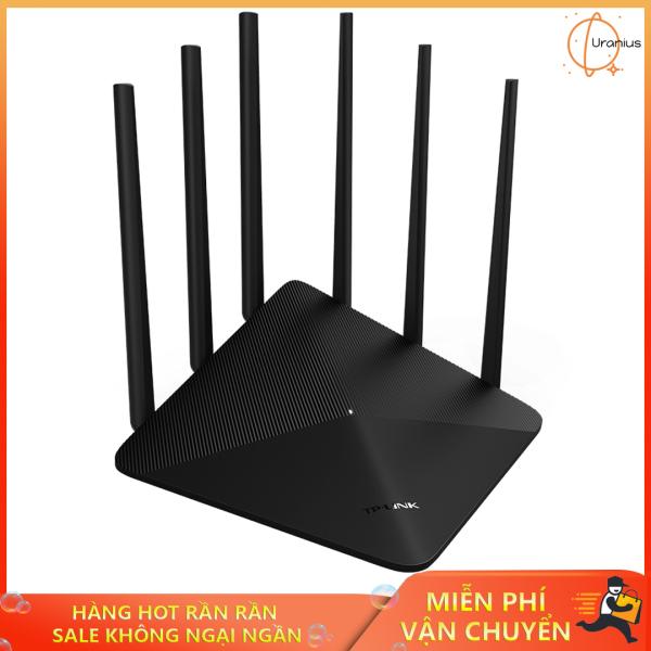 Bảng giá Đầu phát wifi TP Link, Modem wifi, Thiết Bị Phát Wifi TP-Link WDR7660 siêu cao cấp, phát wifi cực mạnh với 6 râu 6dbi cho sức cổng hưởng lớn phục vụ diện tích tối đa 150m2 Phong Vũ