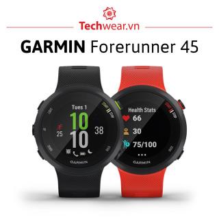 [Trả góp 0%]Đồng hồ Garmin Forerunner 45 chính hãng Bảo hành 12 tháng Mới 100% đồng hồ chuyên theo dõi chạy bộ giá tốt thumbnail