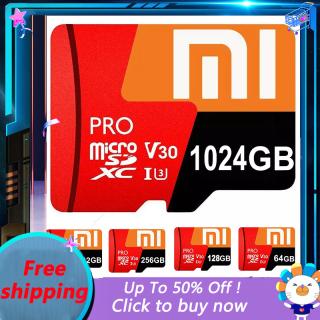 Valeriee Đầu Đọc Thẻ Nhớ TF 64GB 128GB 256GB 512GB 1TB Dành Cho Máy Tính Bảng Camera Điện Thoại Xiaomi thumbnail