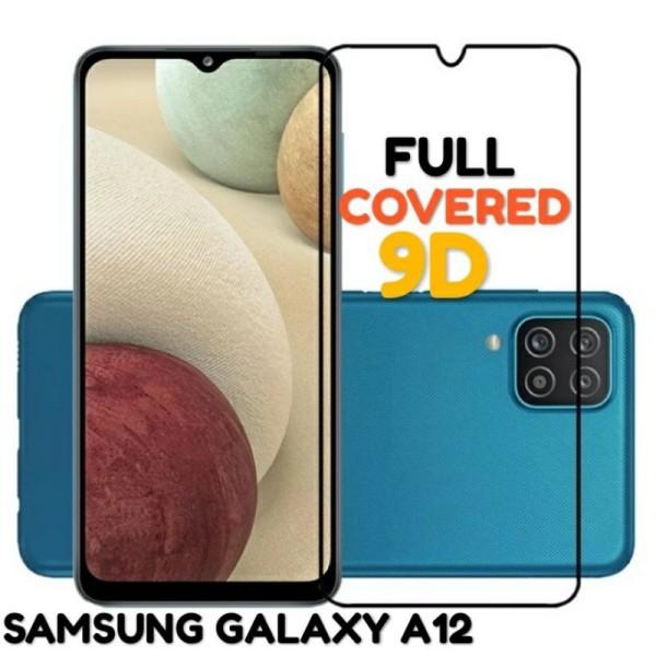 Kính cường lực full màn Samsung A12
