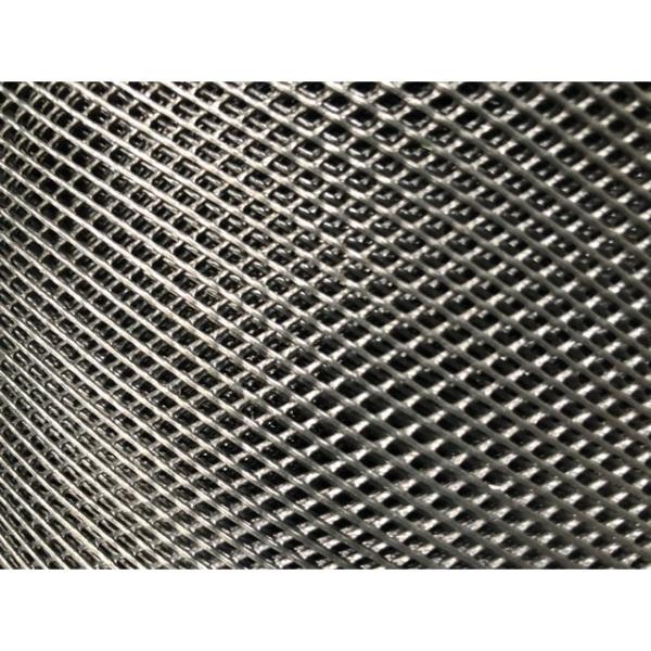 Lưới nhựa làm lồng đẻ cho cá lỗ 3li, màu đen 50k/m2(0.5 mét x 1m)