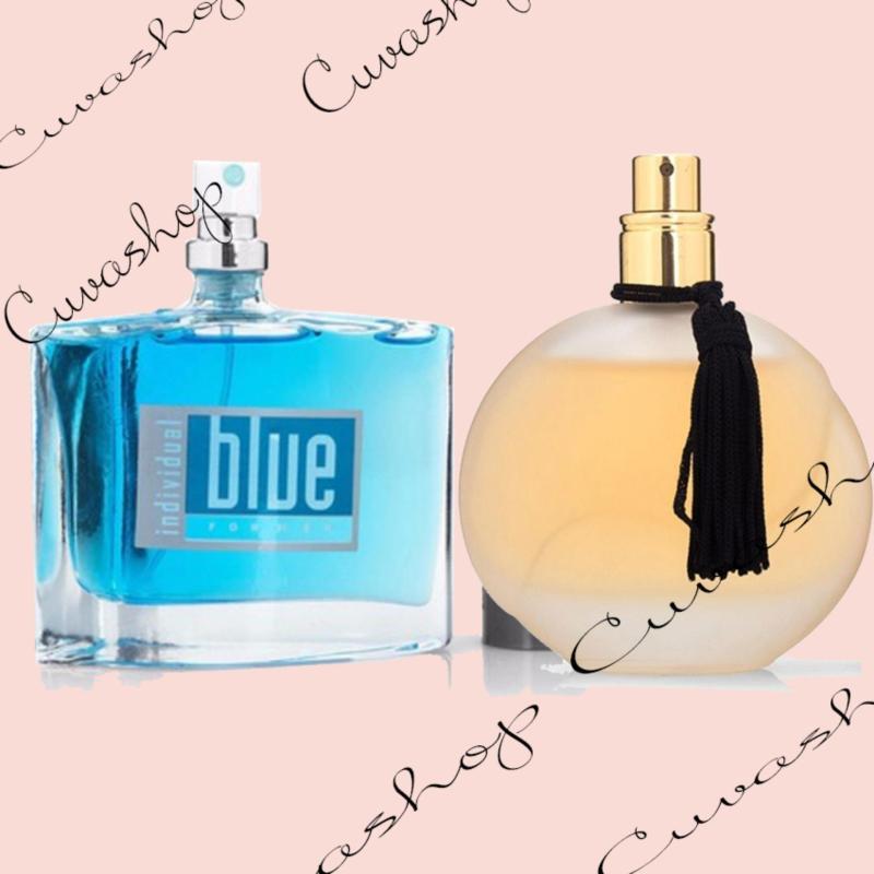 Bộ 1 Nước Hoa Nam Avon Blue For Him và 1 Nước Hoa Nữ Far Away 50ml