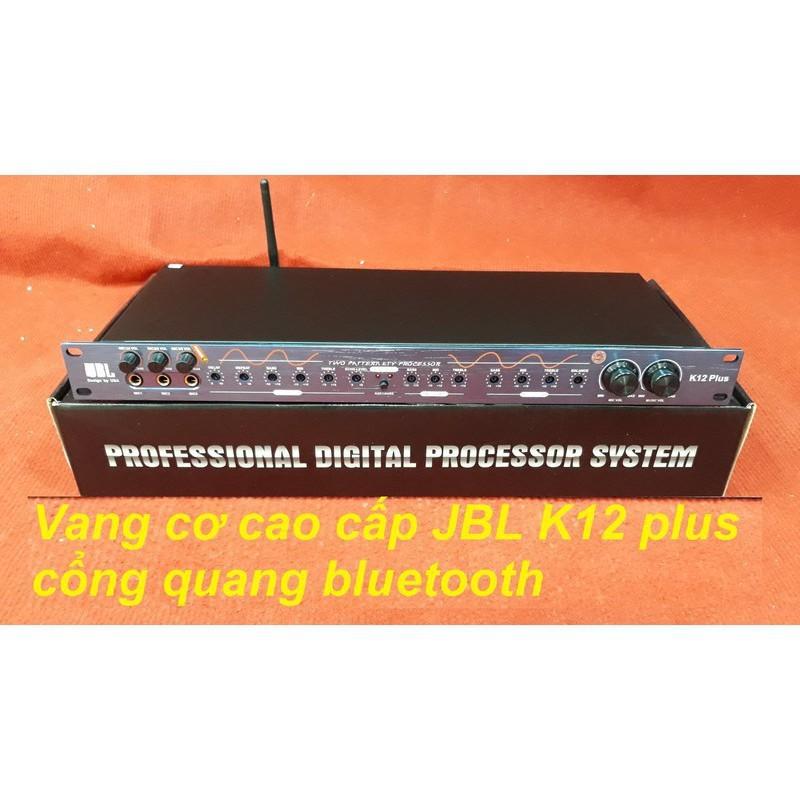 Vang Cơ Cao Cấp K12 Plus Cổng Quang Và Bluetooth