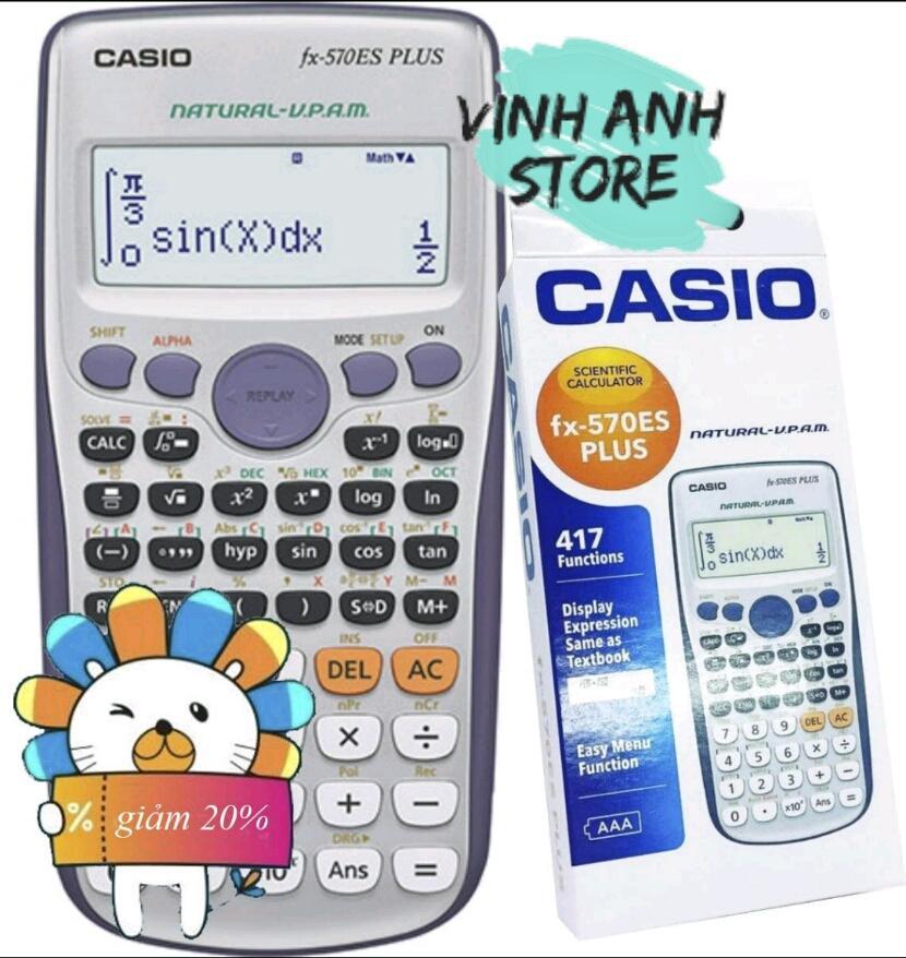 Mua Máy tính Casio Fx 570ES Plus