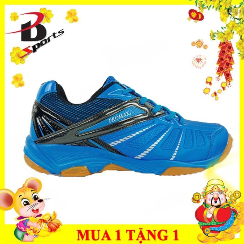 Giày cầu lông nam nữ Promax 19001 đủ màu, chuyên nghiệp, bảo hành toàn quốc - giày bóng chuyền - Giày nam - Giày chơi cầu lôg