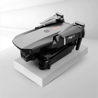 Flycam E88 Pro Mini Teng 1 Thế Hệ Mới 2020, Camera 4K/720MP, Góc Quay Rộng, Gấp Gọn Thông Minh