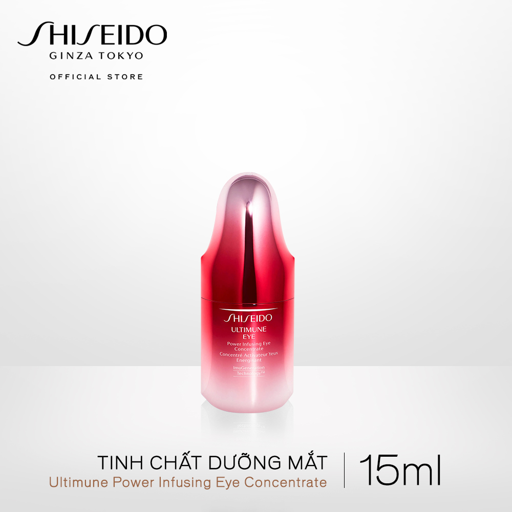 Tinh chất dưỡng mắt Shiseido Ultimune Power Infusing Eye Concentrate 15ml