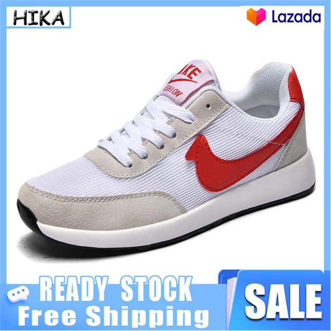 HIKA Phụ nữ bán chạy Giày chạy bộ thể thao Lưới thoáng khí Mặt giải trí Giày thể thao Phụ nữ Giày thể thao thông thường giá rẻ