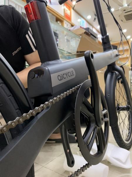 Mua Xe đạp điện trợ lực Qicycle Electric Power