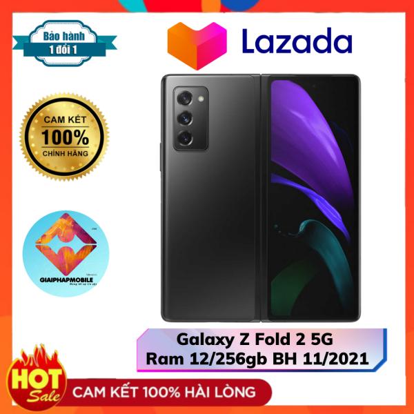 Galaxy Z Fold 2 5G Fullbox Ram 12/256G BHCH 11/2021