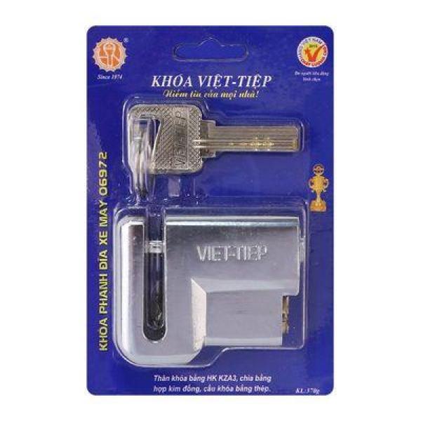 Khoá thắng đĩa xe máy chống cắt Việt Tiệp 06972