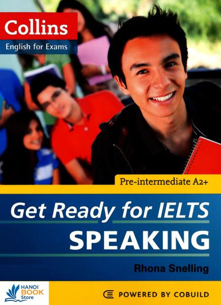 Collins Get Ready for IELTS: Speaking - Pre-intermediate A2+ - Hanoi bookstore